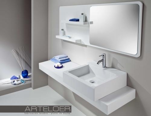 Arteloer fabrica de lavabos a medida valencia lavabo de pie bbr907 - Lavabos a medida ...