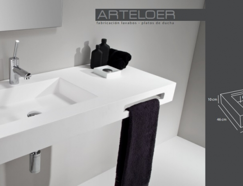 Medidas lavabo modelo Thor